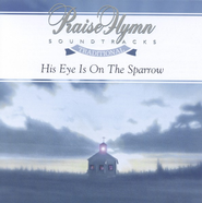 His Eye Is On The Sparrow, Accompaniment CD   -