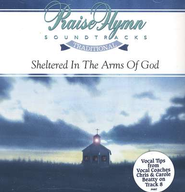 Sheltered In the Arms of God, Accompaniment CD   -