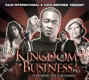 Kingdom Business Pt. 2 CD      -     By: Canton Jones