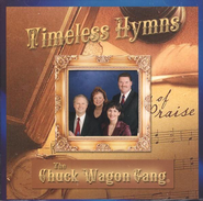 Timeless Hymns CD   -     By: The Chuck Wagon Gang
