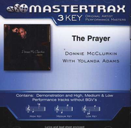 The Prayer, Accompaniment CD   -     By: Donnie McClurkin, Yolanda Adams