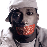 After The Music Stops, Compact Disc [CD]   -     By: Lecrae