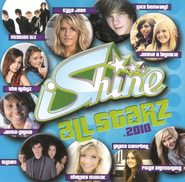 iShine All Starz 2010 CD   -