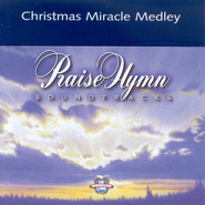 Christmas Miracle Medley, Accompaniment CD   -