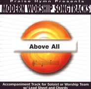 Above All, Accompaniment CD   -