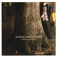 Sons & Daughters CD   -