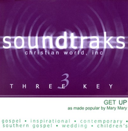 Get Up, Accompaniment CD   -     By: Mary Mary