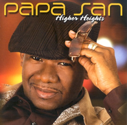 Higher Heights CD   -     By: Papa San