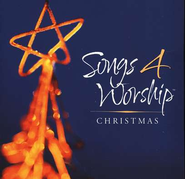 Christmas: Songs 4 Worship (2 CDs)   -              By: Various Artists