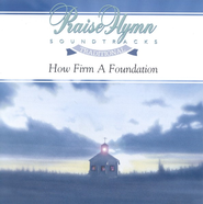 How Firm A Foundation, Accompaniment CD   -