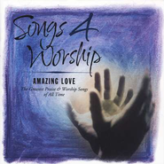 Songs 4 Worship: Amazing Love CD   -              By: Various Artists