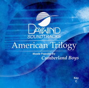 American Trilogy, Accompaniment CD   -     By: The Cumberland Boys