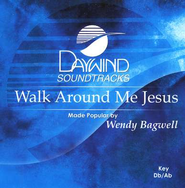 Walk Around Me Jesus, Accompaniment CD   -