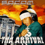 Tha Arrival CD   -     By: S.O.C.O.M.