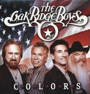Colors CD   -              By: The Oak Ridge Boys