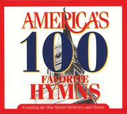 America's 100 Favorite Hymns, 4 CD Set   -     By: Various Artists