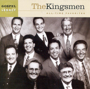 All-Time Favorites CD   -     By: The Kingsmen