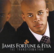 The Transformation CD   -              By: James Fortune & Fiya
