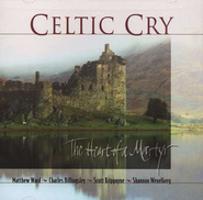 Celtic Cry CD   -     By: Shannon Wexelberg