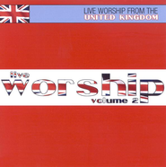 Live Worship from the UK, Volume 2, Compact Disc [CD]   -