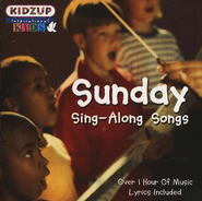 Sunday Sing-Along Songs, Compact Disc [CD]   -
