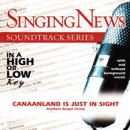 Canaanland Is Just In Sight, Accompaniment CD   -