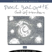 God Of Wonders (CD Trax)   -     By: Paul Baloche