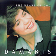 The Heart of God, Compact Disc [CD]   -     By: Damaris Carbaugh