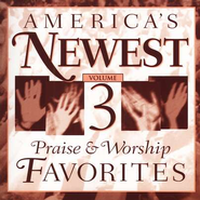 America's Newest Praise ' Worship Favorites, Vol. 3  [Music Download] -     By: Dana Anderson, Lisa Bevill, Dorinda Biggs