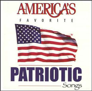 America's Favorite Patriotic Songs, Compact Disc [CD]   -