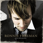 God Speaking CD  -     By: Ronnie Freeman