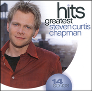 Greatest Hits: Steven Curtis Chapman CD   -     By: Steven Curtis Chapman