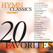 20 Hymn Classics Volume 1  [Music Download] -     By: Various Artists