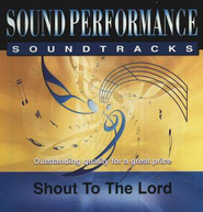 Shout to the Lord, Accompaniment CD   -     By: Ron Hemby