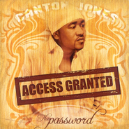 The Password: Access Granted CD   -     By: Canton Jones