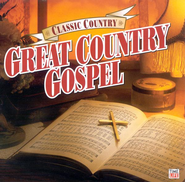 Great Country Gospel, Compact Disc [CD]   -