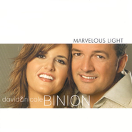 Marvelous Light CD   -     By: David & Nicole Binion