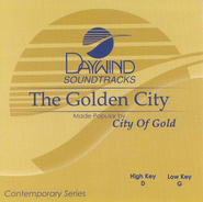 The Golden City, Accompaniment CD   -     By: City of Gold