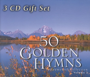 50 Golden Hymns, Volume 2, 3 CD Set   -