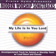 My Life Is In You, Accompaniment CD   -
