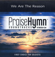 We Are The Reason, Accompaniment CD   -     By: David Meece