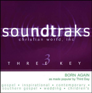 Born Again, Accompaniment CD   -     By: Third Day