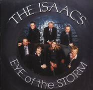 Eye Of The Storm CD   -     By: The Isaacs