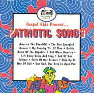 Patriotic Songs CD   -     By: Gospel Kids