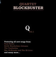 Quartet Blockbuster, Volume 1 CD   -