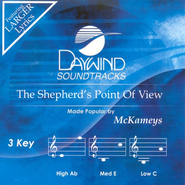 The Shepherd's Point Of View, Accompaniment CD   -              By: The McKameys