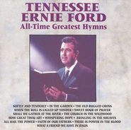 All-Time Greatest Hymns, Compact Disc [CD]   -     By: Tennessee Ernie Ford