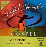 Grateful, Accompaniment CD   -     By: Hezekiah Walker