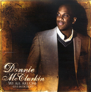 We All Are One: Live in Detroit CD  -     By: Donnie McClurkin