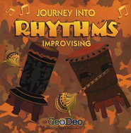 Journey into Rhythms CD   -